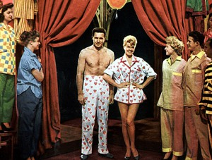 The Pajama Game, 1957