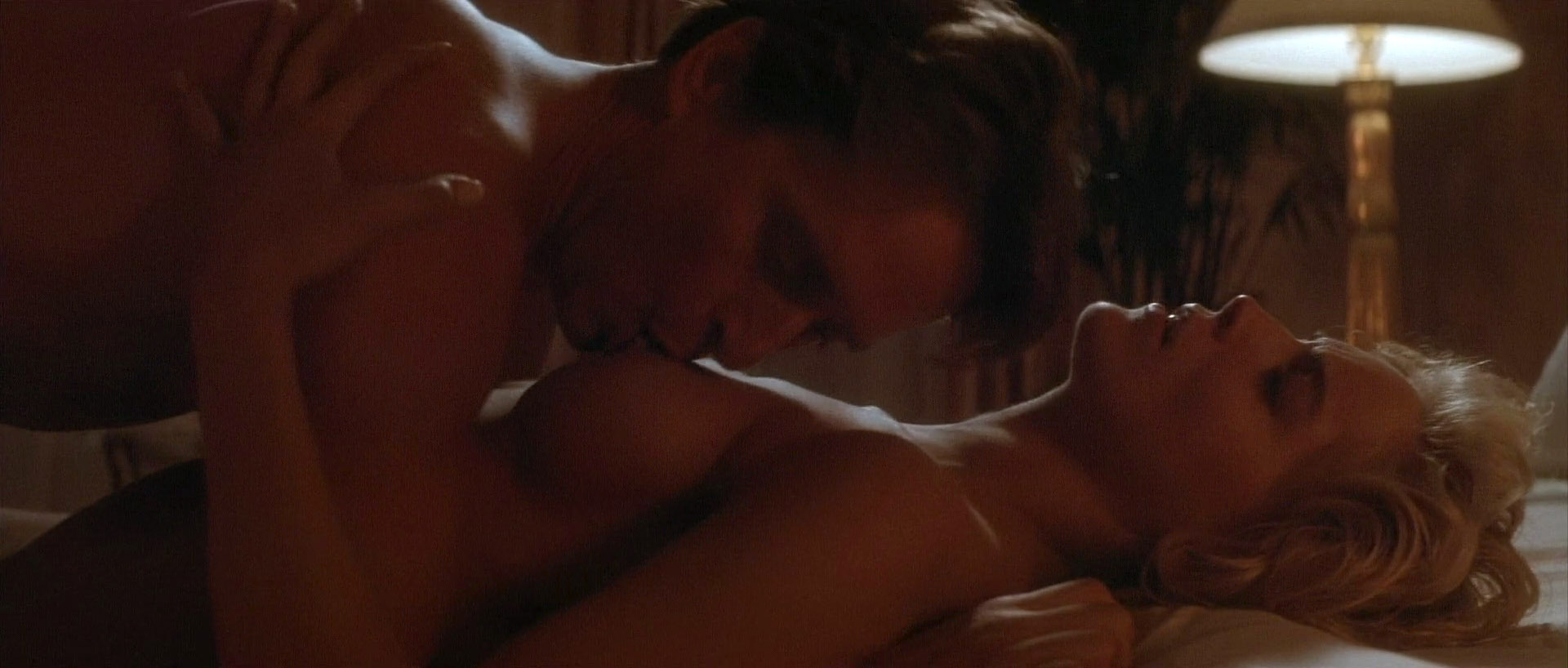 Nude scene in basic instinct
