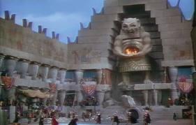 samson temple