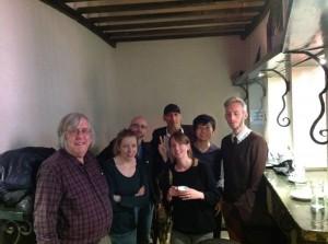 FilmFactory cafe November 2013