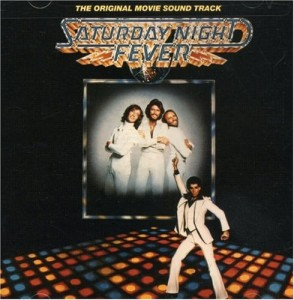 SaturdayNightFever-album