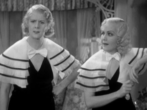 Hard to Handle 1933 mother-daughter