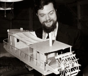 OW with HOD boat model