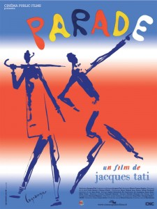 Parade poster