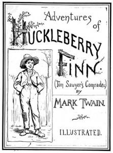 HuckFinn-book