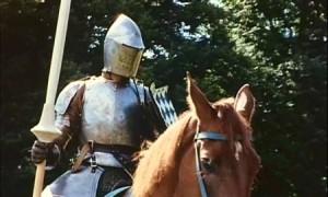 LancelotduLac-lance