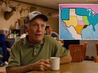 Bernie Movie Map Of Texas | Business Ideas 2013