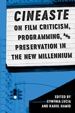 Response To A Cineaste Symposium About Film Criticism 2000 Jonathan Rosenbaum