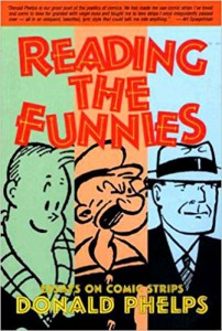 Readingthe Funnies