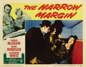 The Narrow Margin 1952