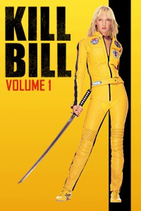 Kill Bill 2003 Vol 1 poster