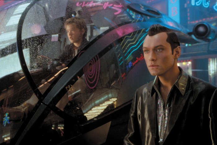 Image result for A.I. Artificial Intelligence (2001)