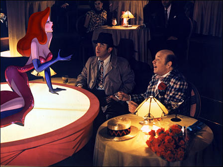 When Worlds Collide Who Framed Roger Rabbit Jonathan Rosenbaum
