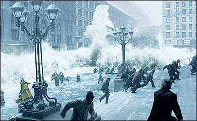 an analysis of disaster in the film the day after tomorrow The day after tomorrow earned $243 million yesterday that and more confusing statements ahead the day after tomorrow yes, the disaster epic is indeed a smash right out of the gate, with a remarkable first day total of $243 million.
