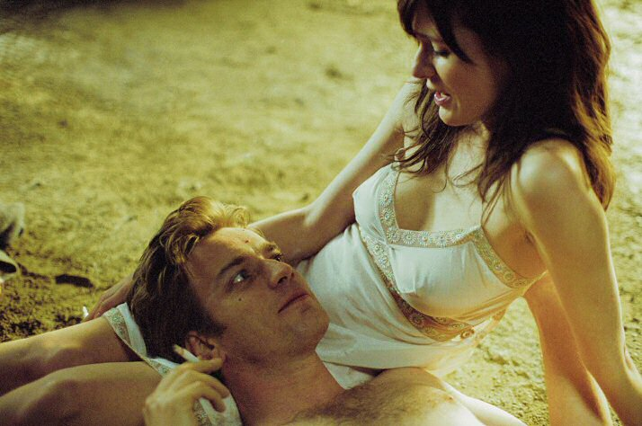 Emily mortimer young adam - 2 part 8