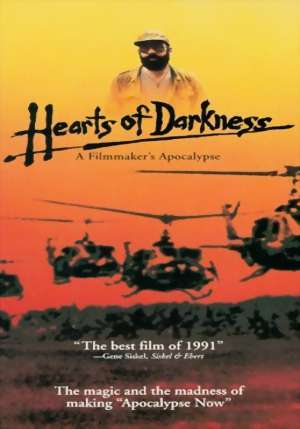 similarities and differences between heart of darkness and apocalypse now