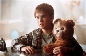 AI-boy&Teddy