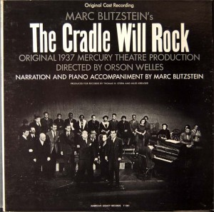 TheCradle original cast recording