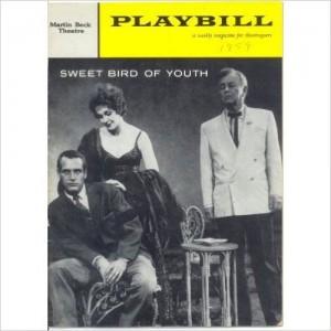 SweetBirdofYouth-Playbill