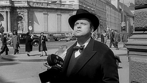 Orson Welles in Vienna