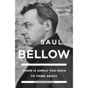 Bellow book jacket