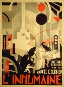 L'Inhumaine de Marcel L'Herbier, 1923
