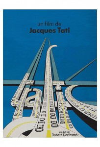 Trafic poster