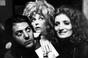 MIDNIGHT COWBOY, Dustin Hoffman, Ultra Violet, Viva, 1969.