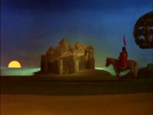 Pereceval-castle