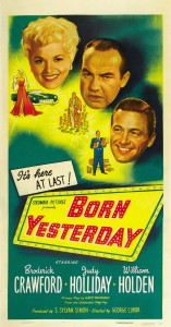 Poster - Born Yesterday_04