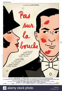 AFFICHE / POSTER Directed by Alain Resnais