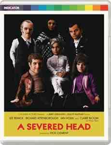 aseveredheadbluray25thfebruary2019