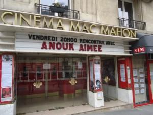 Cinema macmahon